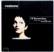 I'LL REMEMBER - USA CARD SLEEVE 2 TRACK CD SINGLE